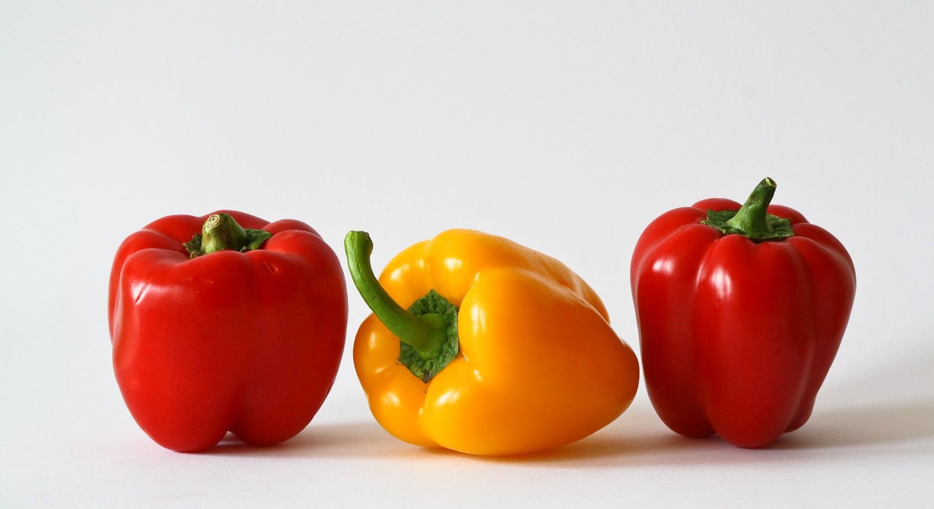 food healthy vegetables red