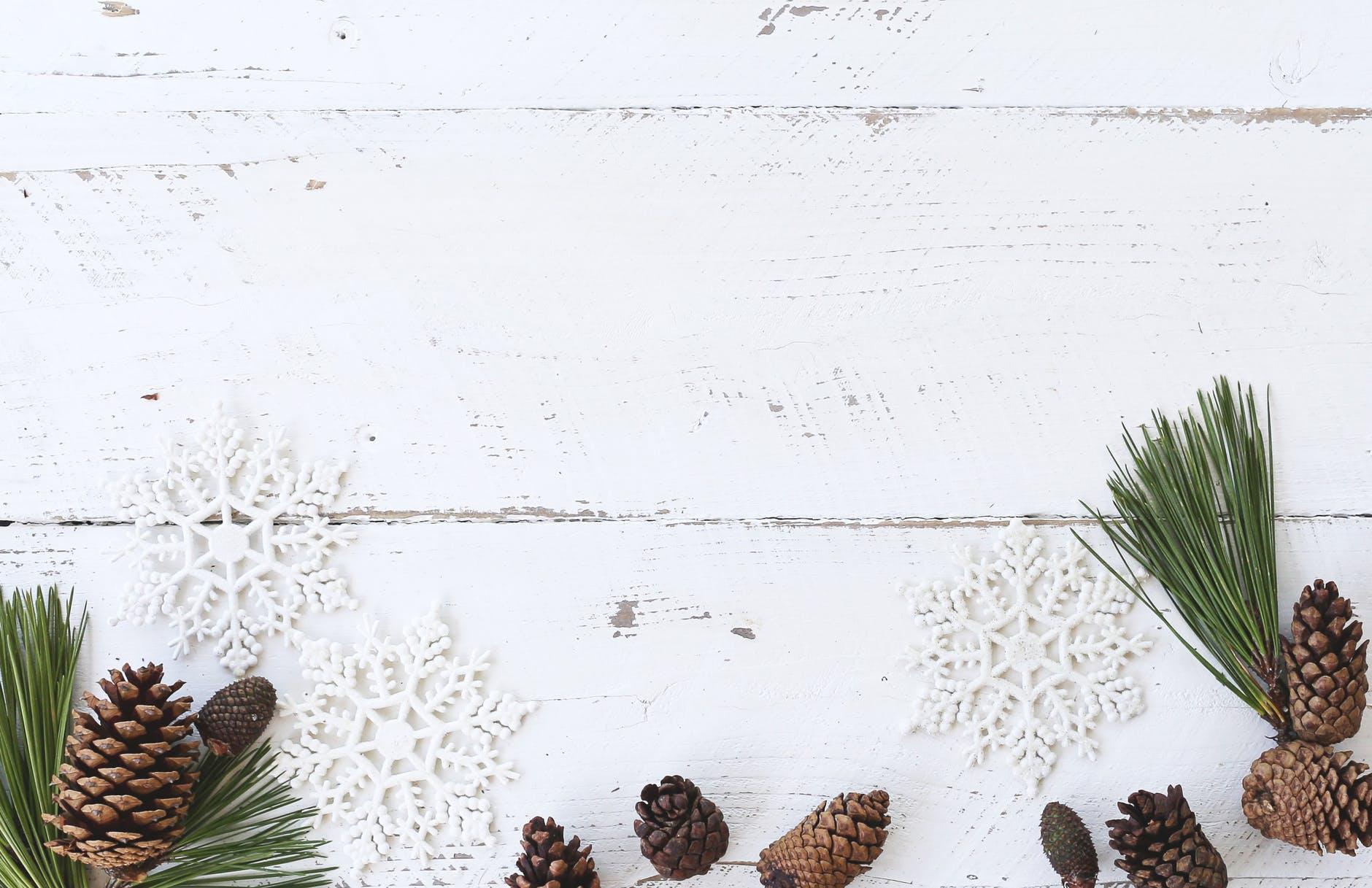 white wooden panel