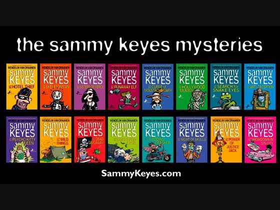 Image result for sammy keyes